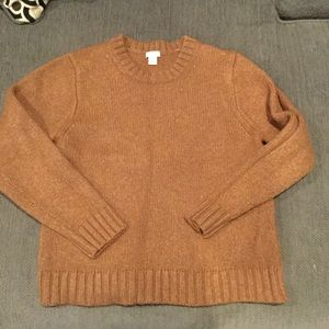 J Crew Factory Wool Sweater
